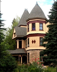 Historic Ivinson Mansion